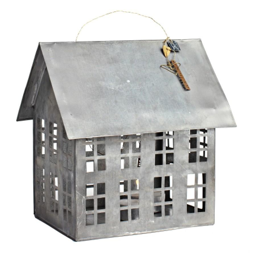 Domek ocynkowany 4