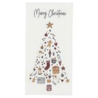 Serwetki świąteczne Merry Christmes