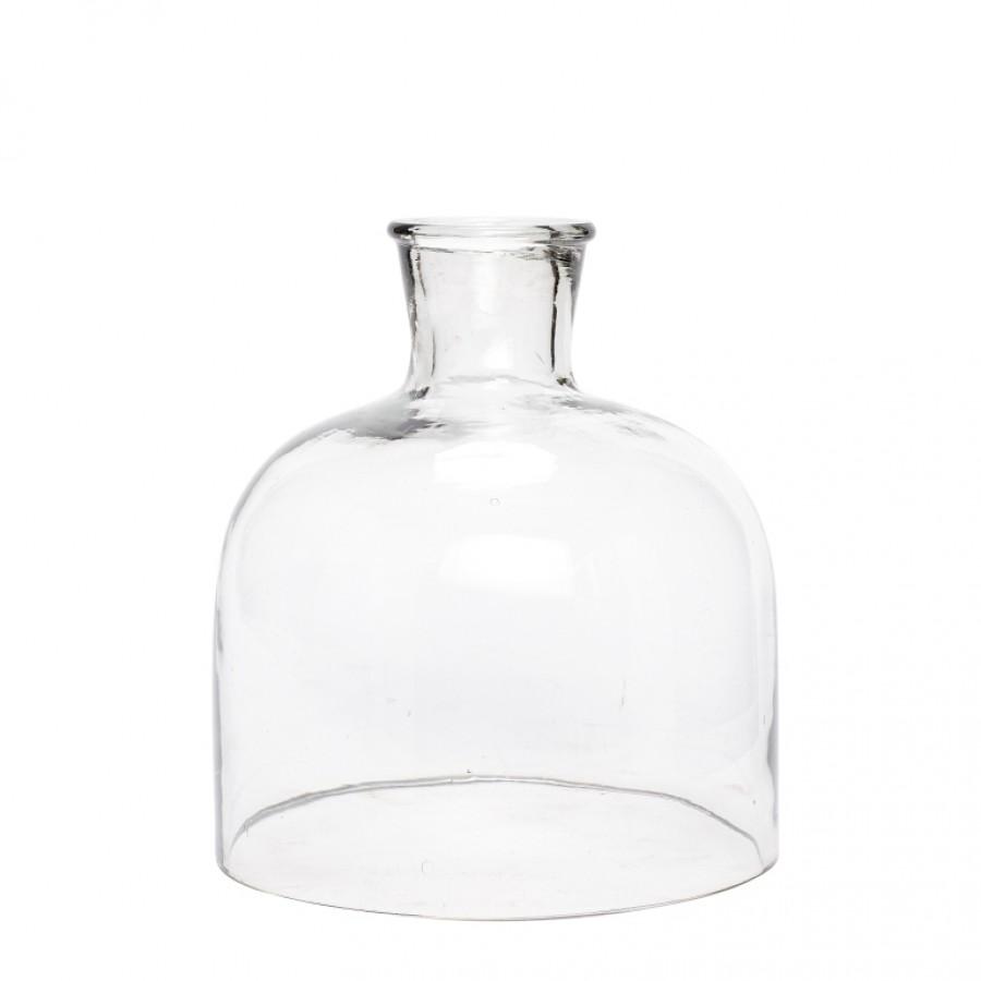 Butla szklana klosz mała