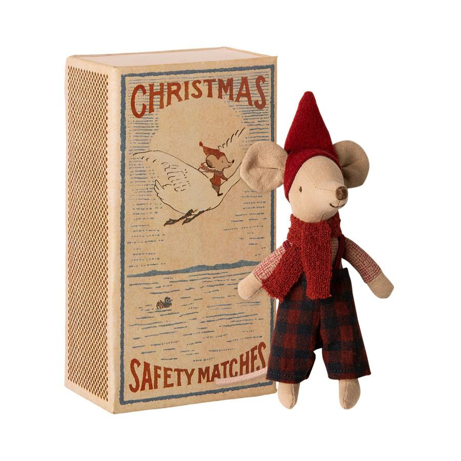 Myszka świąteczna Maileg