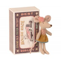Myszka siostra w pudełku Maileg