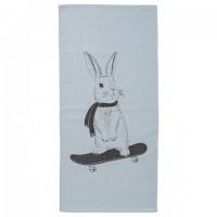 Dywanik z królikiem