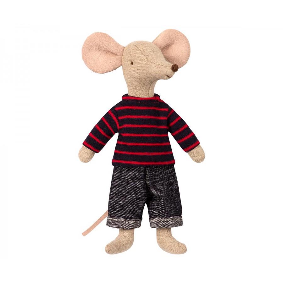 Myszka Tata w sweterku