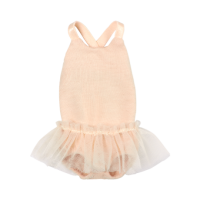 Mini sukienka Balerina