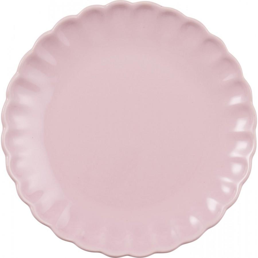 Mynte talerzyk różowy