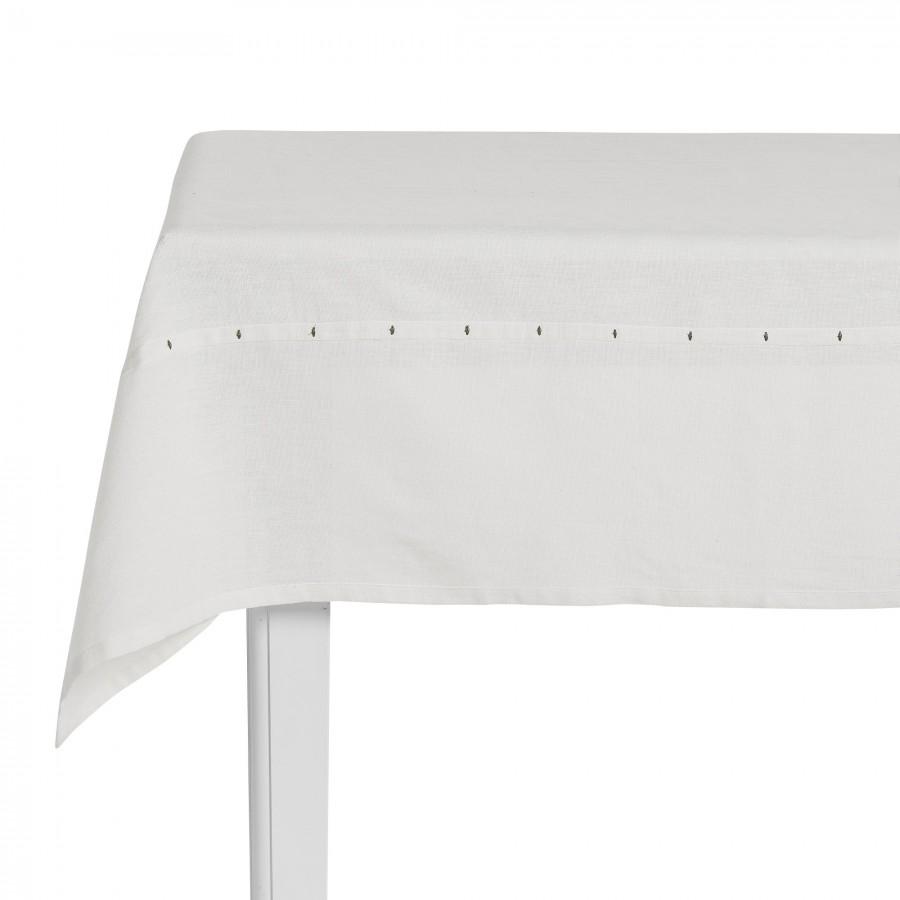 Obrus PERNILIA biały 280x150cm
