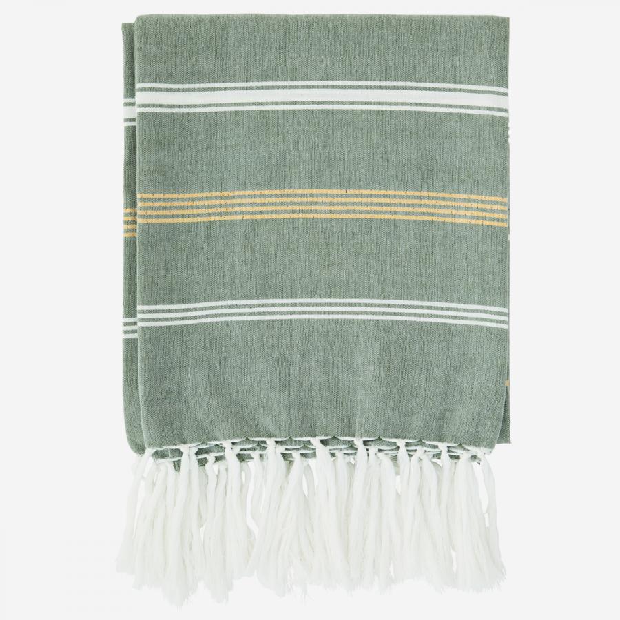 Ręcznik zielony Madam Stoltz 2